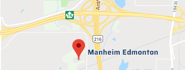 Directions to Manheim Auction Edmonton