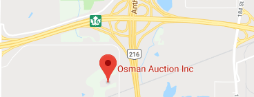 Directions to Osman Auction Inc.
