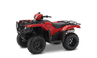 ATVs for auction in Edmonton, Alberta, Canada