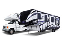 RVs for auction in Edmonton, Alberta, Canada