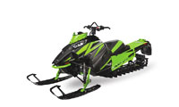 Snowmobiles for auction in Edmonton, Alberta, Canada