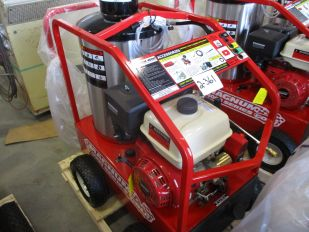 LOT EASY KLEEN MAGNUM 4000 PRESSURE WASHER GAS 15HP DSL BURNER