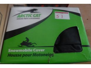 LOT OF 2 SNOWMOBILE COVERS