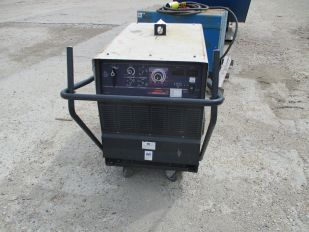 LOT OF HOBBART CYBER FLEX 452 ARC WELDER