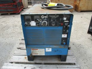 LOT OF MILLER DIMENSION 400 CC/CV
