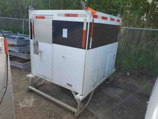 LOT SKID OFFICE/SHED INSULATED