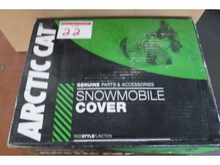 LOT SNOWMOBILE COVER