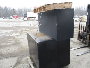 SKID OF 3 METAL FILING CABINETS