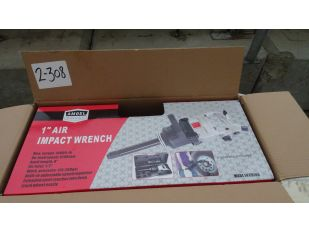 UNUSED AIR IMPACT WRENCH