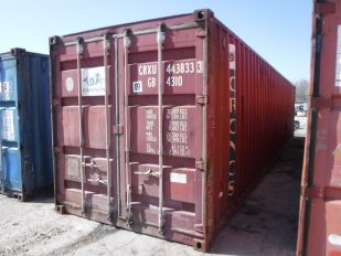 1992 GEMINA 40' SHIPPING CONTAINER