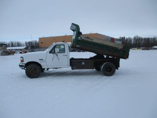 1997 FORD F450SD DW