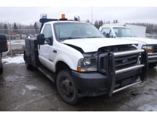 2002 FORD F450SD DW XL 4X4
