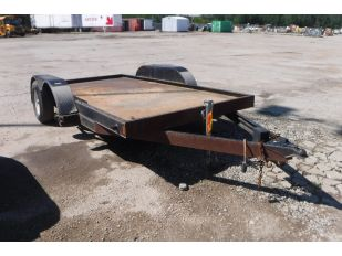 2003 DOUBLE A 6' X 12' T/A UTILITY TRAILER