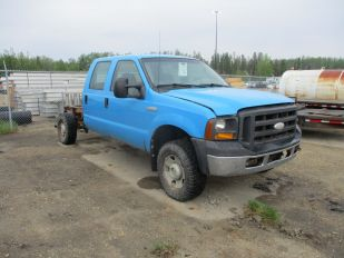 2005 FORD F350SD CRCB 4X4 C&C