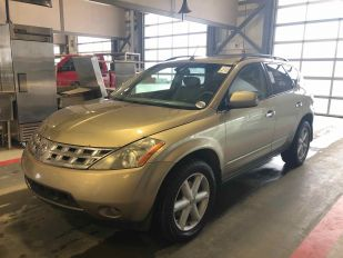 2005 NISSAN MURANO SE 4D Utility AWD