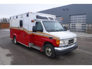2006 FORD E450SD DW AMBULANCE
