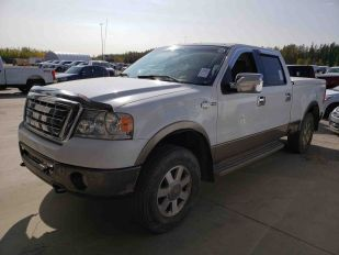 2006 FORD F150 KING RANCH SUPERCREW 4WD
