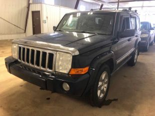 2006 JEEP COMMANDER Limited 4D Utility 4WD