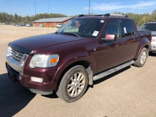 2007 FORD EXPLORER SPORT TRAC Limited 4D Utility 4WD