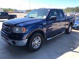 2007 FORD F150 XLT Supercab 4WD