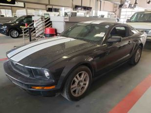 2007 FORD MUSTANG BASE 2D COUPE