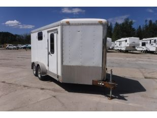 2007 FOREST RIVER CARGO MATE 7' X 19' ENCLOSED