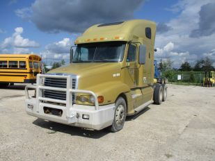 2007 FREIGHTLINER CENTURY CLASS T/A HWY TRACTOR