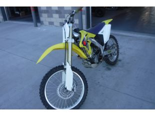 2007 SUZUKI RMZ 250 DIRT BIKE