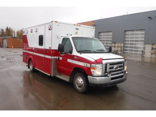 2008 FORD E450SD AMBULANCE