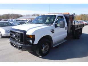 2008 FORD F350 SD XL DW