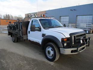 2008 FORD F450SD DW 4X4