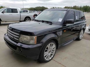 2008 LAND ROVER RANGE ROVER SPORT Supercharged 4D Utility