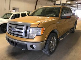 2009 FORD F150 Lariat Supercrew 4WD