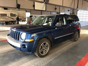 2009 JEEP PATRIOT Limited 4D Utility 4WD