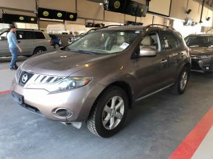 2009 NISSAN MURANO S 4D UTILITY AWD