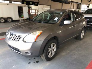 2009 NISSAN ROGUE S 4D UTILITY AWD