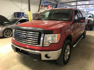 2010 FORD F150 XLT Supercab 4WD