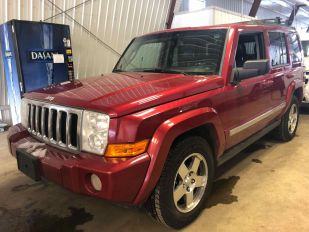 2010 JEEP COMMANDER Sport 4D Utility 4WD