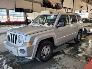2010 JEEP PATRIOT SPORT 4D UTILITY 4WD