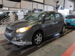 2010 TOYOTA MATRIX Base 4D Hatchback FWD