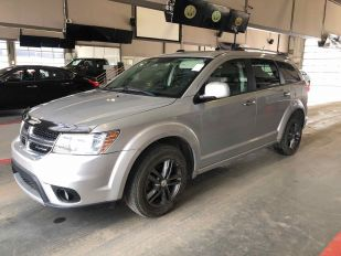 2011 DODGE JOURNEY R/T 4D Utility AWD