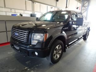 2011 FORD F150 FX4 SUPERCREW SWB 4WD