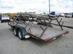 2011 OASIS 18' T/A TRAILER