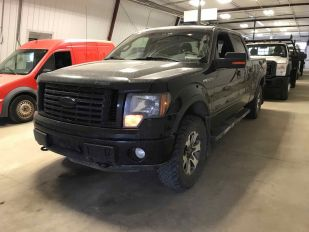 2012 FORD F150  Supercrew SWB 4WD
