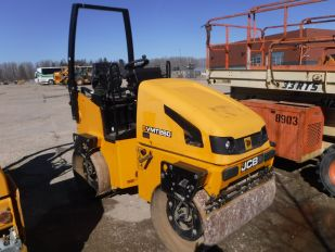 2012 JCB VMT260 DOUBLE DRUM ROLLER