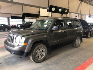 2012 JEEP PATRIOT Limited 4D SUV 4WD