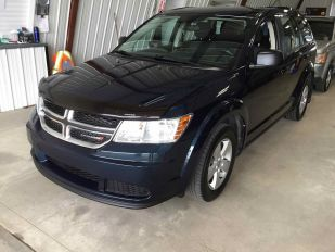 2013 DODGE JOURNEY  4D Utility FWD