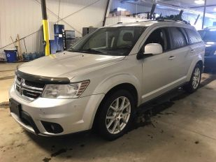 2013 DODGE JOURNEY R/T 4D Utility AWD