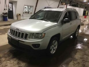 2013 JEEP COMPASS North 4D Utility 4WD