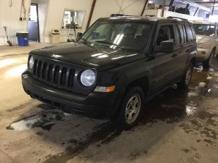 2013 JEEP PATRIOT  4D Utility 2WD